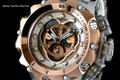 Invicta 16806 Reserve 52MM VENOM Hybrid Rose 5040F Swiss Quartz Chronograph Bracelet Watch | Free Shipping