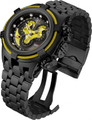 Invicta Jason Taylor Bolt Hyrbid Limited Edition Master Calendar Bracelet Watch w/3 Slot Dive Case  23608