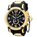 Invicta 5670 Russian Diver Collection Anniversary Edition Chronograph Watch w/3 Slot Dive Case | Free Shipping