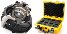 Invicta 0959 SW500 Automatic Chronograph Watch Plus 8 Slot Collector Watch Box