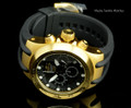 Invicta 1509 Men's S1 Quartz Chronograph Stainless Steel Case Polyurethane Strap Watch | Free Shipping