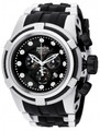 Invicta 0827 Reserve Men's Bolt Zeus Swiss Made Quartz Chronograph Mother-of-Pearl Dial Strap Watch | Free Shipping