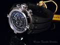 Invicta 0839 Force Collection Swiss Parts Chronograph Double Strap Polyurethane Watch | Free Shipping