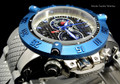 Invicta 10193 Men's Subaqua Noma III Swiss Quartz Chronograph Blue Dial Stainless Steel Bracelet Watch | Free Shipping