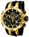 Invicta 10833 Reserve Men&#039;s Venom Fang Swiss Quartz Chronograph Stainless Steel Watch | Free Shipping