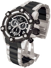 Invicta 0339 Reserve Arsenal Swiss Made Chronograph Stainless Steel Watch | Free Shipping