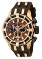 Invicta 10205 Reserve Bolt Swiss Made Chronograph Polyurethane Strap Watch | Free Shipping