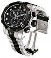 Invicta 5727 Reserve Venom Swiss Chronograph Two-Two Stainless Steel Watch | Free Shipping