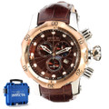 Invicta 10811 Reserve Mid-Size Venom Swiss Chronograph PLUS 3 BLUE SLOT DIVE CASE | Free Shipping
