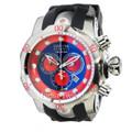 "Invicta 10959 Reserve Men's Venom ""Puppy Edition"" Swiss Quartz Chronograph Polyurethane Strap Watch | Free Shipping"