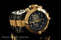Invicta 11586 Men's Subaqua Noma IV Swiss Quartz Chronograph Two-Tone 18K Gold Plated Black Ion Plated Stainless Steel Watch | Free Shipping