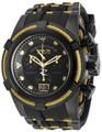 Invicta 12299 Reserve Men's Bolt Zeus Swiss Quartz Chronograph Strap Watch | Free Shipping