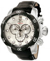 Invicta 12962 Jason Taylor Reserve Venom Collection Swiss Made Chronograph Black Leather Watch | Free Shipping