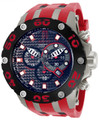 Invicta 12949 Reserve Men's Jason Taylor Specialty Subaqua Scuba Strap Watch w/ 3-Slot Dive Case | Free Shipping