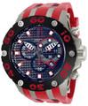 Invicta 12949 Reserve Men's Jason Taylor Specialty Subaqua Scuba Strap Watch w/ 3-Slot Dive Case   Free Shipping