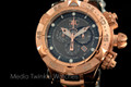 Invicta 12882 Subaqua Noma V Swiss Quartz Chronograph Black Polyurethane Strap Watch | Free Shipping
