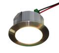 LED light for DC applications