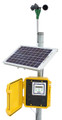 Wind Data Logger #40R package, solar powered, outdoor