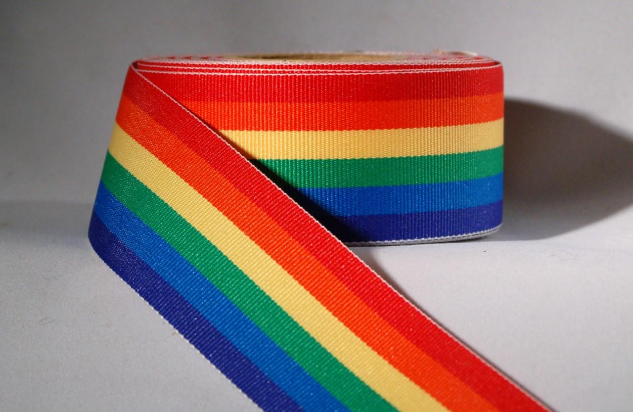 Top Quality Rainbow Ribbon