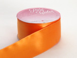 Wired Single Faced Satin Ribbon   many colors