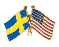 Friendship pin (Sweden)