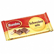 Marabou Swiss Nut Milk Chocolate