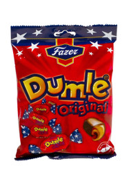 Dumle Soft Toffee Candy.
