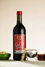 Grandpa Lundquist Glogg Winter Beverage