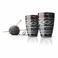 Menu Nordic Wool Termocup, black