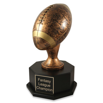 Fantasy Football Antique Triumph Trophy