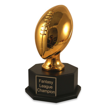 Fantasy Football Gold Triumph Trophy