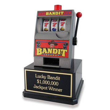 Slot Machine Trophy