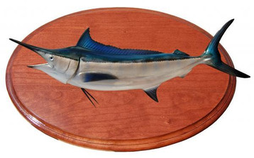 Comes with FREE custom engraving below fish!