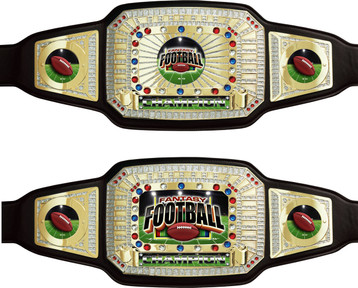 Faqntasy Football Championship Belt