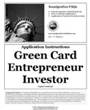 Green Card through Investment
