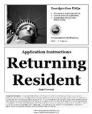 Returning Resident Visa Application Guide