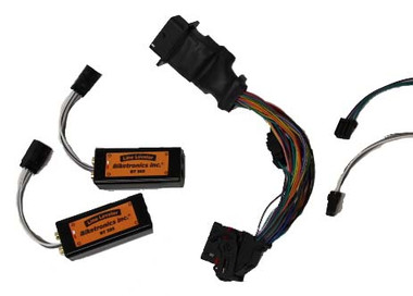 Plug 'n' Play Aftermarket Amplifier Installation Kit for Rushmore Radio Harley Ultra