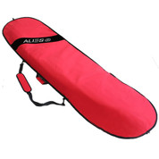 Red Longboard Surfboard Bag Mal Cover