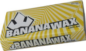 Banana Wax Warm water