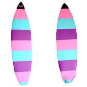 RAINBOW - Stripe Shortboard Sock