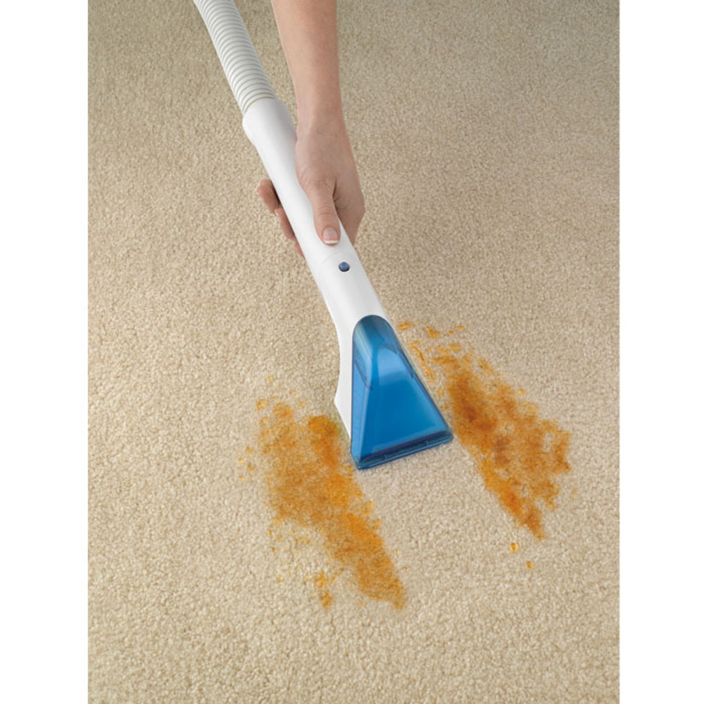 Hoover FH10025 Spot Scrubber works for spot cleaning carpeting