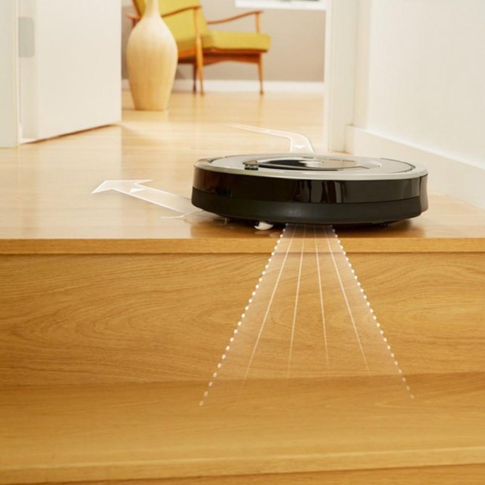 Roomba 860 Has Drop Detectors