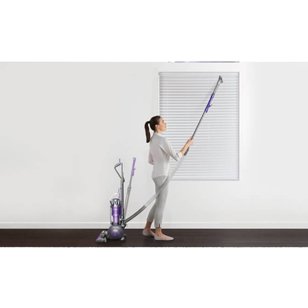 Quick Disconnect hose and wand for whole-home cleaning