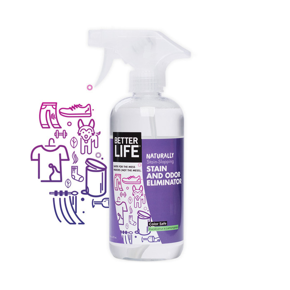 Better Life Stain and Odour Remover