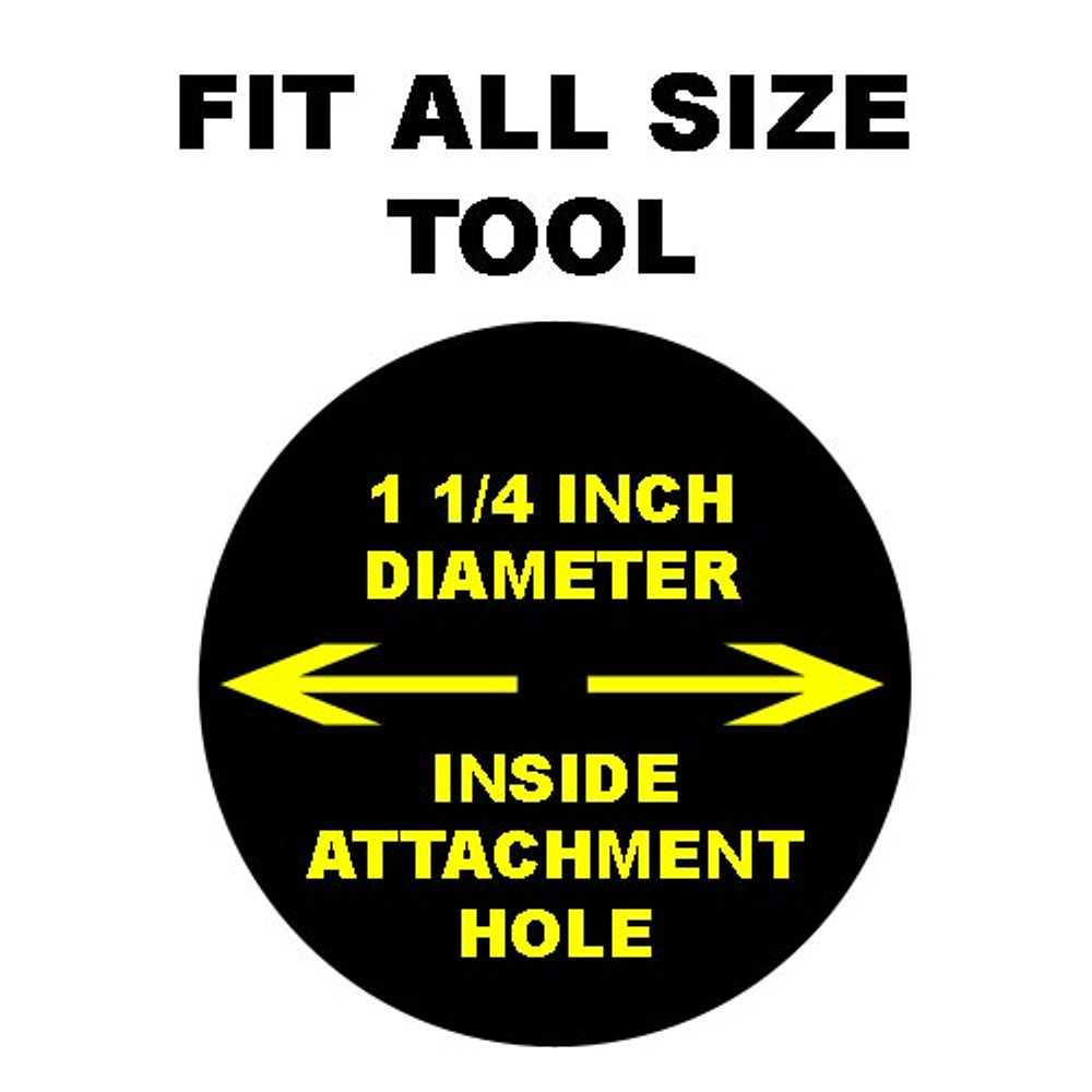 """Fit All Bare Floor Brush - 14"""" Vacuum Cleaner Tool"""