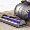 Effective cleaning on both hard floors and carpets.