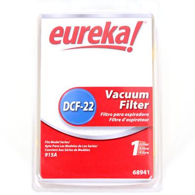 Eureka DCF22 HEPA Vacuum Cleaner Dust Cup Filter