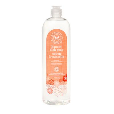 Honest Company White Grapefruit Dish Soap