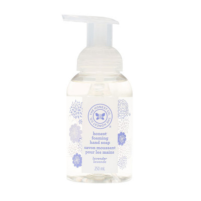 Honest Company Lavender Foaming Hand Soap