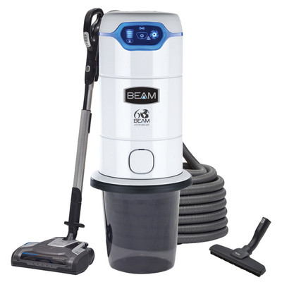 Beam Alliance 60th Anniversary Limited Edition Central Vacuum Package